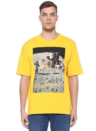 Ckj Est 1978 Tişört Sarı